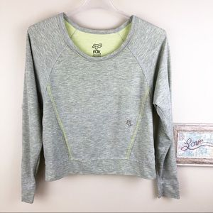 Fox Racing Cozy Soft Sweatshirt Size S